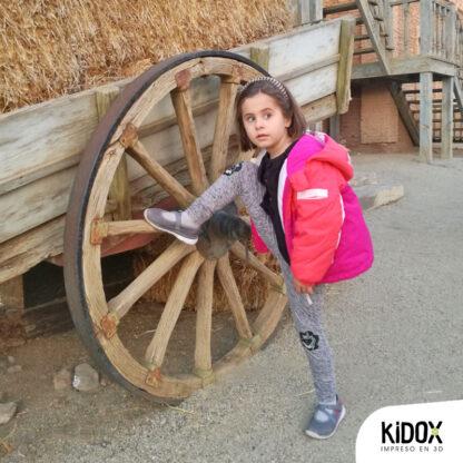 Rodilleras termoadhesivas KIDOX