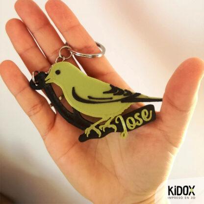 KIDOX, impreso en 3D. Llaveros personalizados, impresos en 3D