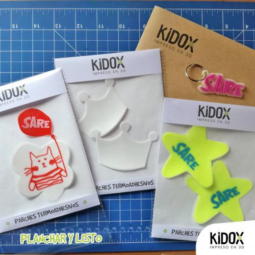 KIDOX, impreso en 3D